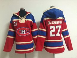 Old Time Hockey Hoodie 3xl NZ - 2014 New Old Time Hockey Jersey Montreal  Canadiens Mens e042ea40077