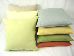 Cotton express online shopping - SF EXPRESS Pull Plush Cotton Solid Pillow Case Office Waist Sofa Cushion Cover colors Soft Cozy Solid Pillow Case