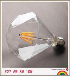 $enCountryForm.capitalKeyWord NZ - YON 50PCS E27 2W 4W 6W 8W G95 Clear110- 220V Replace Vintage Chandelier Pendant Candle LED Filament Bulb Lamp Light