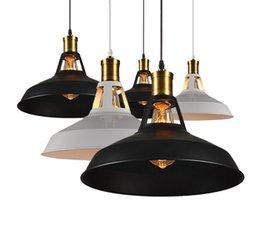 Vintage Pendant Lights Loft Pendant Lamp Retro Hanging Lamp Lampshade For Restaurant Bar Coffee Shop Home Lighting Luminarias Budget Hanging Shop Lights