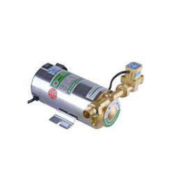 100W Mini Pompa d'acqua Booster Booster Pompa dell'acqua Pompa di pressione dell'acqua per il riscaldamento della doccia in Offerta