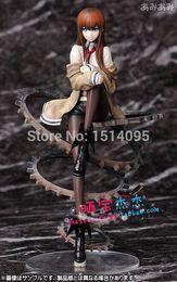 "$enCountryForm.capitalKeyWord Canada - Sexy Girl Steins Gate Makise Kurisu 9"" PVC Action Figure Collection Model Toy SG050"
