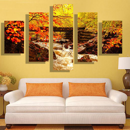 Wall Pictures Living Room NZ - 5p modern home art wall hd picture canvas print study living room decoration theme-Beautiful pictures(no framed)#033