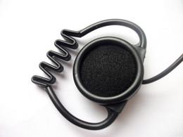 $enCountryForm.capitalKeyWord Canada - 3.5mm Mono Hook earpiece 1-bud earphone headset 2000pcs lot