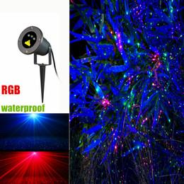 Marvelous Outdoor LED Projector Laser Lights Redu0026Greenu0026 Blue Firefly Christmas Laser  Light Projector For Garden AC 110 240V + Remote Controller