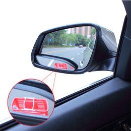 $enCountryForm.capitalKeyWord NZ - Car Auto Rear View Blind Spot Mirror Improve Visual Range Wide View Safety Mirrors Black