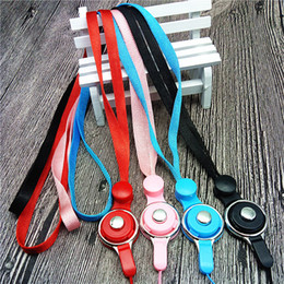 cell mobile phone strap key chain 2019 - Cell Phone Mobile Neck Chain Straps Camera Straps Key Keychain Charm DIY Hang Rope Lariat Lanyard MP5 4 3 U flash disk