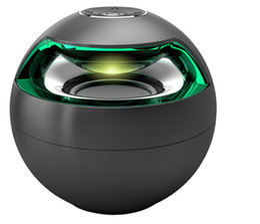 $enCountryForm.capitalKeyWord Canada - New hot Bluetooth speaker lights light multimedia mini ball outdoor mobile computers 4.0 speakers