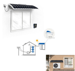 manufacturer laptop 2018 - solar window micro inverter smart power supply system patented design solar panel system power supply solar panel manufa