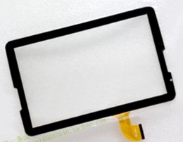 dh inch tablet 2019 - Wholesale- White Black Original New for 10.6 inch Tablet Capacitive touch screen DH 1054A1 PG FPC173 Glass Sensor Free S