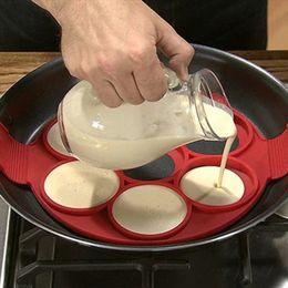 $enCountryForm.capitalKeyWord Canada - Kitchen Supplies Silicone Eggs Waffles Cake Baking Molds Pancakes Models Pancakes tool Fried Egg Apparatus