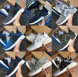 Adidas NMD XR1 PK Primeknit S32218 Light Granite/Grey/Vintage