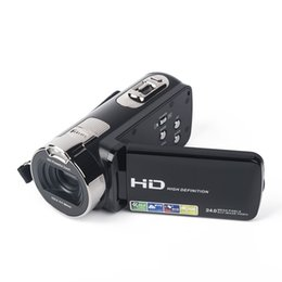 Used Hd Video Camera NZ - 2017 NEW Product MAGENA 120 HD digital video camera DV 3.0 inches TFT-LCD  brack color