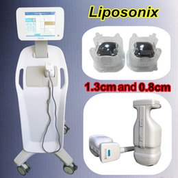 Machine Portable De Réduction De La Cellulite Pas Cher-liposonix hifu pour le corps minceur machine équipement de spa portable lipo hifu machines à ultrasons minceur cellulite rapide machine de réduction de la peau