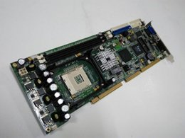 lga 755 motherboards 2019 - FS-977 embedded industrial motherboard COMMELL FS-977 CPU Card Tested Working perfect DHL Free shipping