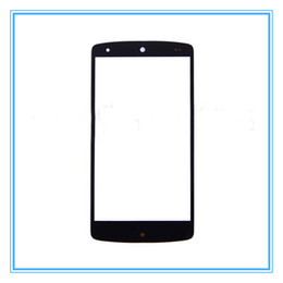 lg d821 UK - Outer Screen Touch Panel Digitizer Cover Glass for LG Google Nexus 5 D820 D821 Black Front Glass Lens Replacement