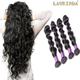 $enCountryForm.capitalKeyWord NZ - Bouncy 4pcs Loose Curly Wave Brazilian Peruvian Malaysian Indian Virgin Hair Weave Cheap Loose Curl Remy Human Hair Extensions 4 Bundles