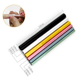 Different bar tools canada best selling different bar tools from wholesale 6 pcs nail art tools kit set acrylic nail shaping tube bar different size sticks artificial nail tool prinsesfo Image collections