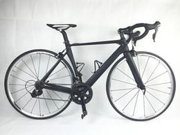 Asteroid rot Komplettes Fahrrad Fahrrad mit Ultegra 5800 R8000 Gruppe Für Verkauf 50mm Carbon Rennradsatz