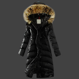 Discount Real Fur Trim Down Coats | 2017 Real Fur Trim Down Coats ...