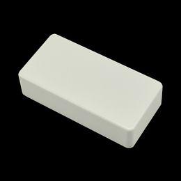 Echo Pedals Australia - 2pcs Hammond 1590G Diecast aluminum Enclosure pedal stompbox White for DIY guitar effect pedal project