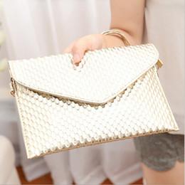 $enCountryForm.capitalKeyWord Canada - Wholesale-2016 Brand Designer Women Envelope Clutch Handbags CrossBody Shoulder Bags Ladies Handbag Evening Dollar Price Klatch Female Bag