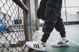 $enCountryForm.capitalKeyWord Canada - TOP mens jumpsuit clothing 28-40 4xl sweatpants black grey wool sweats winter harem cargo jogging dress pants men joggers pants