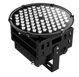 Heat Fins Canada - 500w high power led floodlights highbay waterproof outdoor indoor projection light wharf lighting with 3D heat dissipation FIN housing