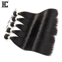 $enCountryForm.capitalKeyWord NZ - HC NEW Products Factory Wholesale Cheap Brazilian Straight Hair Unprocessed Virgin Human Weave Extensions Unprocessed