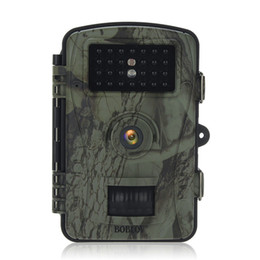 Mini caMera surveillance online shopping - RD1003 Camouflage outdoor hunting camera HD infrared night vision waterproof hunting surveillance camera hunting machine