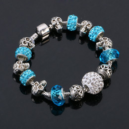 ball chain singapore 2019 - Fine Natural Stone Bracelet Crystal Bead Bangle Bracelets Retro Alloy Skull Head Vintage Rhinestone Ball Jewelry 9 Color