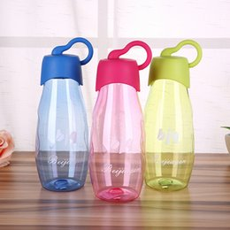 2cda79f16d SportS direct Student online shopping - Travel Water Bottles Drinking Gift  Student Portable Outdoors Fitness Plastic