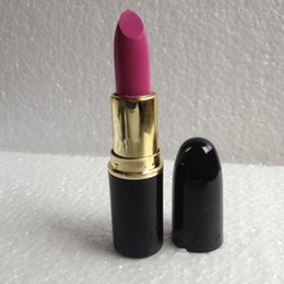 heroine lipstick UK - free shipping gold tube Makeup heroine Lipstick 3g A15 color