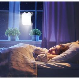 Hot Portable 2 en 1 Solaire PIR Lampe avec la banque de puissance de la Fenêtre 6000 mAh Mousqueton Ventouse Fenêtre bâton solaire chargeur LED capteur Nuit lumière