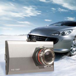 Camera Hd Dvr Slim Canada - car dvd Slim Car DVR Camera 3'' Full HD 1080P Video Recorder 120 Degree Ultra Wide-angle Dash Cam Night Vision Black Box free shipping