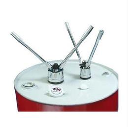 Wholesale 53 gallon 200L drum manual cap sealing tool barrel cap crimping tool crimper pliers