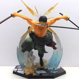 Figuarts Figures NZ - 15cm Size Boxed Anime One Piece Figuarts ZORO PVC Action Figure Collection Model Toy