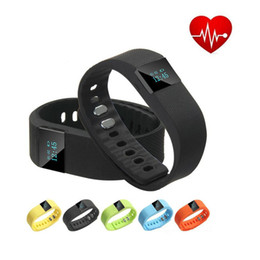 $enCountryForm.capitalKeyWord NZ - TW64 Smart Wristband Bracelet Heart Rate Monitor Activity Sleep Smart Bracelet For Iphone Andriod Phone With Retail Box Fitbit Tracking