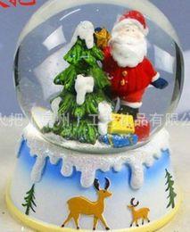 Folk Art Christmas Australia - European modern Home Furnishing ornaments Cartoon christmas resin crafts The supply of resin water polo