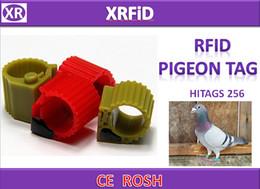 $enCountryForm.capitalKeyWord Canada - Version3 Hitags256 rfid pigeon ring tag Dia 134.2khz ABS pigeon tag blank format 500pcs lot Free Ship