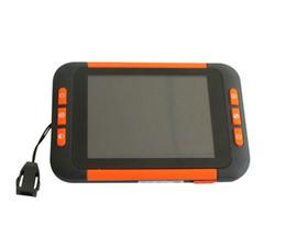 Venta directa de la fábrica de alta calidad de 3.5 pulgadas baja vison lupa portátil digital para anciano envío gratis