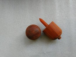 $enCountryForm.capitalKeyWord Canada - 50pcs Pill Shape Kendama Ball Toy Funny Bahama Traditional Wood Game Toy Skills cup Kendama Ball Children Educational Toy Adult Toy