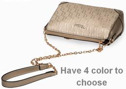 Ladies Metallic Dresses Canada - New fashion Cow Leather shoulder bags Women plaid pattern flap Ladies Party dress Vintage handbag Tote package