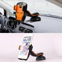 Gps Degrees NZ - Sports Car Mount Holder phone stand GPS holders 360 Degrees rotation new arrival support almost cell phones