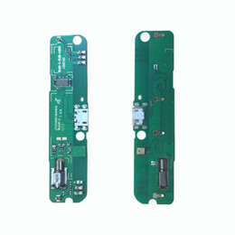 usb port module Canada - For Lenovo S810 Microphone Module USB Charging Port Board Flex Cable Dock Connector Parts For Lenovo S810 5.5 Inch Mobile Phone