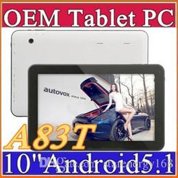 """$enCountryForm.capitalKeyWord Canada - 2016 10"""" Allwinner A83T Octal-Core Cortex A7 1.2GHz Android 5.1 tablet pc Capacitive 1GB 16GB Dual Camera HDMI Wifi USB OTG Bluetooth D-10PB"""
