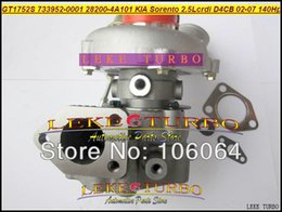 Turbocharger kia online shopping - GT1752S S A101 A101 Turbo Turbocharger For KIA Sorento D4CB L CRDI HP