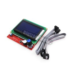 12864 lcd Canada - Freeshipping MKS Gen V1.4 3D printer kit with MKS Gen V1.4 RepRap board + 5PCS TMC2100 Driver DRV8825 A4988+ 12864 Graphic LCD