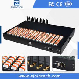 16 Kanäle Bulk Voice und SMS Modem VoIP GSM / CDMA / WCDMA / LTE Gerät mit 512 Sims 2G Gateway ACOM516G-512 im Angebot