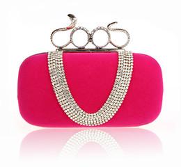 $enCountryForm.capitalKeyWord Canada - Women Handbag Party Evening Day Clutches Knuckle Boxed Clutch Bag Crystal Clutch Evening Bags Women Clutch Bags HQB1718